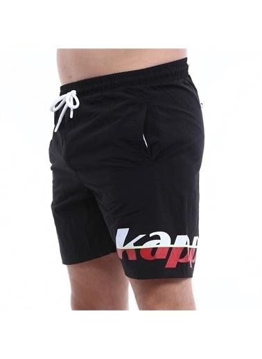 Kappa Şort Siyah